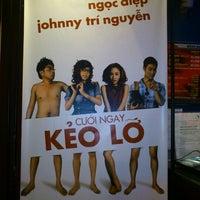 Photo taken at CGV Cinemas Vinh Trung Plaza by Tran T. on 4/22/2012