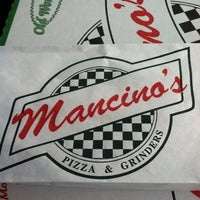 Photo taken at Mancino's Pizza & Grinders by Shannon H. on 7/14/2012