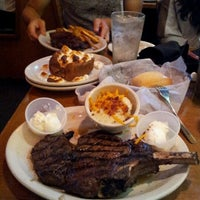 Photo taken at Texas Roadhouse by Larry W. on 8/19/2012