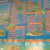 Photo taken at La Posta de Acapulco's by Cory R. on 4/3/2012