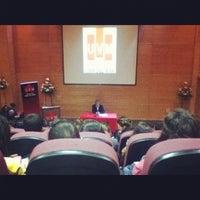 Photo taken at Universidad Viña del Mar by Belén S. on 5/19/2012