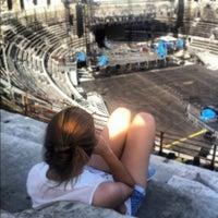 Photo prise au Arènes de Nîmes par Universal Places -. le6/28/2012