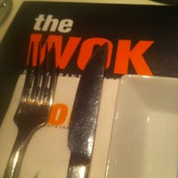 Photo taken at The wok by Pablo P. on 5/27/2012