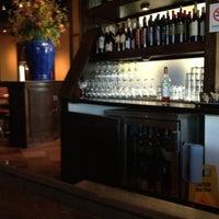 Photo taken at Bleu Restaurant & Bar by Robert R. on 9/5/2012