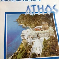Photo taken at Athos by Emile L. on 6/20/2012