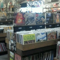 Photo taken at Twist & Shout Records by Catherine T. on 5/25/2012