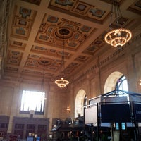 Photo taken at Union Station Kansas City, Inc. by Gary M. on 9/10/2012
