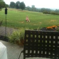Photo taken at Farmingbury Hills Country Club by Jennifer B. on 7/18/2012