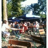 Photo taken at Loretta am Wannsee by B.C. R. on 8/15/2012