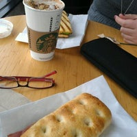 Photo taken at Starbucks by Carla S. on 3/15/2012