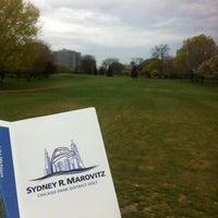 Photo taken at Sydney R. Marovitz Golf Course by B G. on 4/13/2012