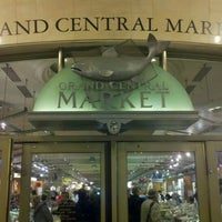 Photo taken at Grand Central Market by Alison B. on 2/8/2012