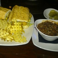 Photo taken at Walk-On's Bistreaux & Bar by Christy H. on 2/21/2012