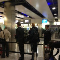 Photo taken at Security/Passport Control - T3 by Martin H. on 5/9/2012