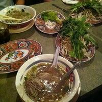Photo taken at Dalat Oriental Restaurant by Chris C. on 2/23/2012