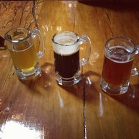Photo taken at Defiant Brewing Co. by rahul d. on 7/15/2012