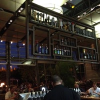 Photo taken at Stone Brewing World Bistro & Gardens by Brian B. on 7/11/2012
