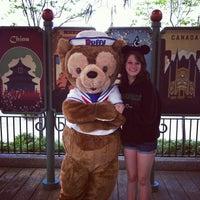 Photo taken at Duffy The Disney Bear by Chloe H. on 4/14/2012