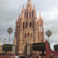 Foto tomada en Jardín Allende por Salvador C. el 8/11/2012
