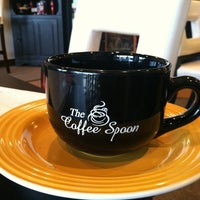 Photo taken at Coffee Spoon by Denzil 'Val' C. on 6/11/2012