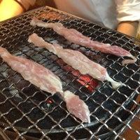 Photo taken at 地どり焼 藤田屋 by KuRo on 8/5/2012