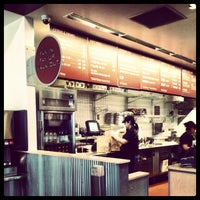 Photo taken at Chipotle Mexican Grill by Chris B. on 4/5/2012