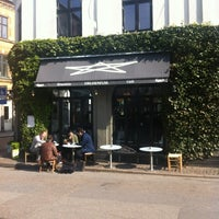 Photo taken at Café Drudenfuss by Caterina P. on 4/24/2012
