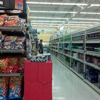 Photo taken at Walmart Supercenter by Mandy R. on 6/26/2012