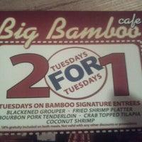 Photo taken at Big Bamboo Cafe by Thomas C. on 6/19/2012
