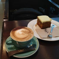 Photo taken at Fuel Espresso by Dmitry D. on 4/21/2012