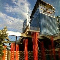 6/9/2012 tarihinde Jude T.ziyaretçi tarafından Millenium Bridge'de çekilen fotoğraf