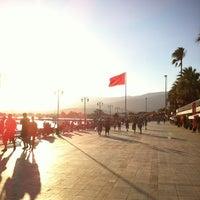 8/22/2012 tarihinde Eren S.ziyaretçi tarafından Akçay Kordon'de çekilen fotoğraf