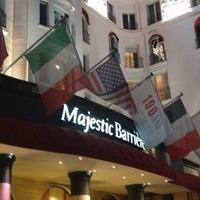 Foto tomada en Majestic Barrière Cannes por ProcherkMarkovich el 6/30/2012