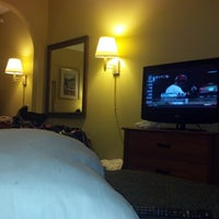 Photo taken at Quality Inn & Suites by Dante D. on 8/4/2012