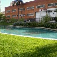 Photo taken at Plaza Las Tres Gracias by Oscar E. on 9/7/2012