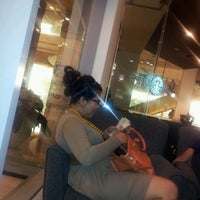 Photo taken at Starbucks by shafina v. on 9/4/2012