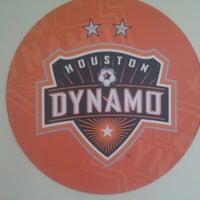 Photo taken at Houston Dynamo Offices by deviantpixel on 2/28/2012
