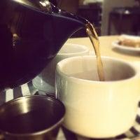 Photo taken at Gray Owl Coffee by Emily W. on 4/3/2012