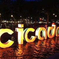 Photo taken at Cicada Market by Yosdanai P. on 5/5/2012