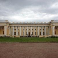Снимок сделан в Александровский дворец пользователем Milena P. 6/23/2012