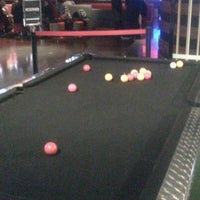 Photo taken at ICUE Billiard by Mohit T. on 7/26/2012