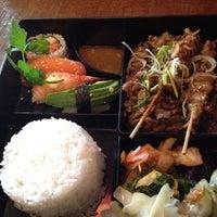 Photo taken at Dragon Sushi by Jenny J. on 2/25/2012