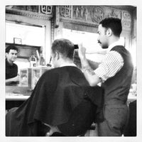 Photo taken at Fellow Barber by Michael K. on 4/6/2012