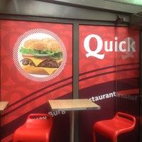 Photo taken at Quick by Juan Antonio on 7/27/2012