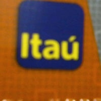 Photo taken at Itaú by Junior M. on 3/30/2012