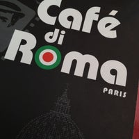 Photo taken at Café di Roma by Chris B. on 7/15/2012