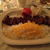 Photo taken at Ravagh Persian Grill by Pedram R. on 7/21/2012