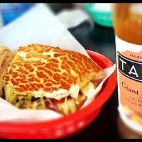Photo taken at Mr. Pickle's Sandwich Shop by Bernard T. on 4/2/2012