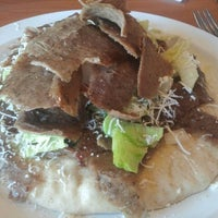 Photo taken at Gyros in the Loop by CAT C. on 7/21/2012