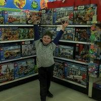 """Photo taken at Toys""""R""""Us by JENNIFER K. on 2/6/2012"""